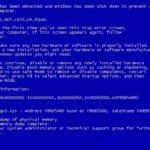 ファイルシステムNTFSに欠陥?Webを見ただけでクラッシュする問題が報告!